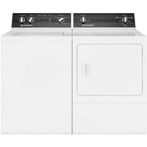 Speed Queen WHT 3.0 / 7.0 Washer & Dryer Set TR3000WN / DR3000WE