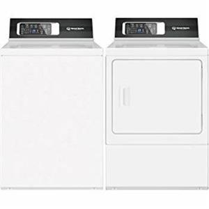 Speed Queen Side by Side Top/Front Load Washer & Dryer Set TR7000WN / DR7000WE