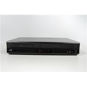 JVC HR-XVC11B DVD Player VHS VCR Player/Recorder Combo