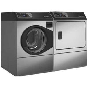 Speed Queen Stainless Top & Front Load Washer / Dryer Set FF7005SN / DF7000SE