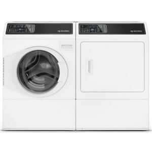 Speed Queen WHT Side by Side Washer & Dryer Set FF7005WN  / DF7000WE