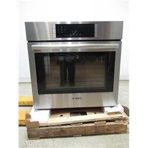 """Bosch 800 30"""" 12 Modes Eco Clean Convection Single Electric Oven HBL8451UC (5)"""