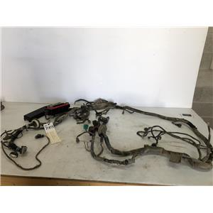 2009-2010 Ford F350 6.4L powerstroke engine compartment wiring harness as31815