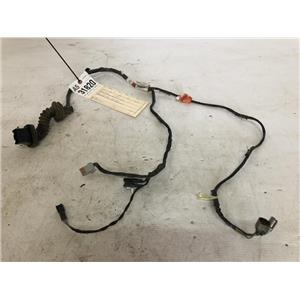 2008-2010 Ford F350 rear driver's door wiring out of a crew cab as31820