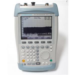 Rohde and Schwarz FSH6 100kHz - 6GHz Spectrum Analyzer