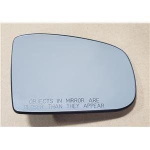 02 03 04 05 Mercedes Benz ML Right Passenger Side View Mirror Glass 1638102419