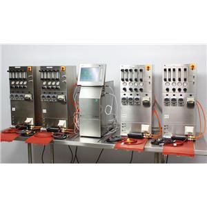 Sartorius BIOSTAT B-DCU DCU Control Tower Fermentor Bioreactor Cell Culture