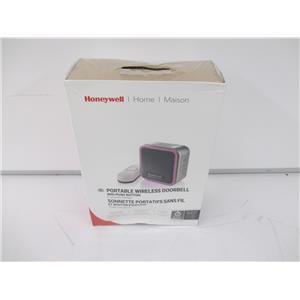 Honeywell RDWL515A2000/E Portable Wireless Doorbell & Push Button - 5 Series