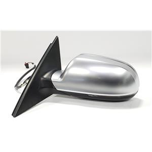 2010-2016 Audi B8 A4 S4 Side View Door Mirror Left Driver ALUMINUM Genuine OEM