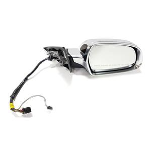 Audi A5 S5 Side View Door Mirror Assembly Aluminum Right Passenger GENUINE OEM