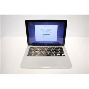 Apple MacBook 13 A1278 Intel C2D 2.0 GHz, 4GB RAM, 320GB HDD, OS X Yosemite