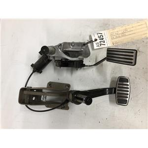 2008-2010 Ford F250 F350 Harley davidson Edition power pedals tag as72457
