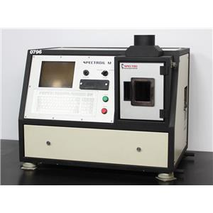 Spectro SpectrOil M 486 DX Deployable Oil Analysis Spectrometer RDE-OES