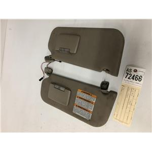 2008-2010 Ford F350 Powerstroke sunvisors tag as72466