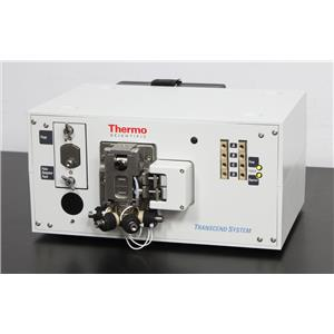 Thermo Scientific Transcend Flux Instruments Rheos Allegro HPLC Quaternary Pump