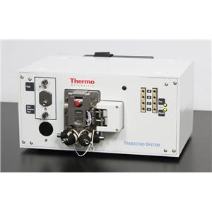 Thermo Scientific  Rheos Allegro HPLC Quaternary Pump Transcend Flux Instruments