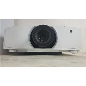 NEC PA653U NP41ZL LENS WUXGA 6500 LUMENS LCD PROJECTOR (587 LAMP HOURS USED)
