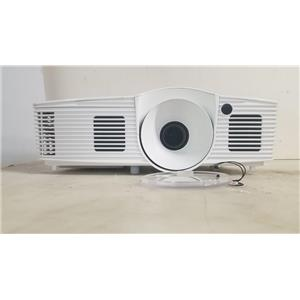 OPTOMA VDHDNL FULL 3D 1080P DLP PROJECTOR (LAMP HOURS USED 212)