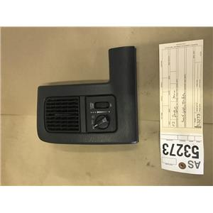 2003-2005 Dodge 2500,3500 5.9L cummins black headlight switch tag as53273