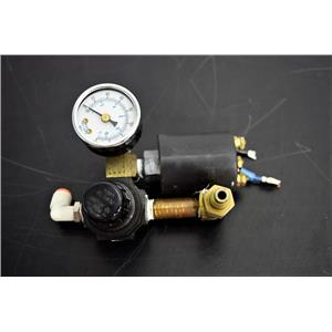Nason NS-2C-70J Low Pressure Vacuum Switch w/ Gauge and Regulator Warranty