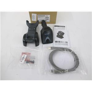 Datalogic GM4130-BK-910K1 Cordless Barcode Scanner USB kit, 910 MHz