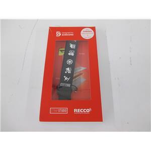 RECCO GP-R815BREEFAA Rescue Reflector band for Galaxy Watch & Gear Sport- 20mm