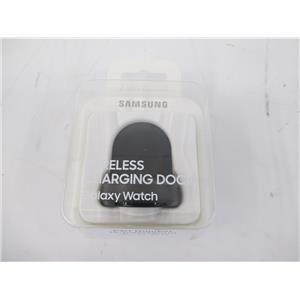 Samsung EP-YO805BBEGUJ Galaxy Watch Wireless Charging Dock - NEW, OPEN BOX