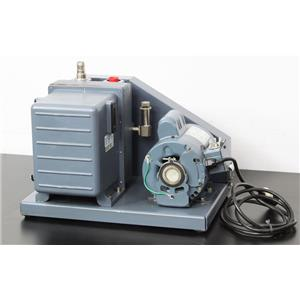 Welch 1376 DuoSeal Two Stage Laboratory Vacuum Pump Model 1376B-01