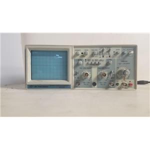 BK PRECISION MODEL 2120 2-CHANNEL 20MHZ DIGITAL OSCILLOSCOPE