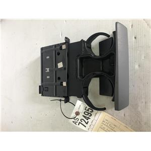2005-2007 Ford F350 Lariat grey cup holders. tag as72495
