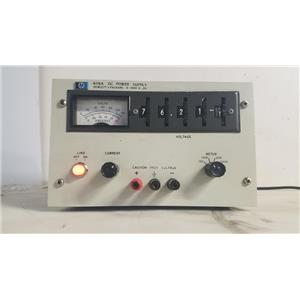 HP 6116A DC POWER SUPPLY