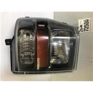 2008-2010 Ford F250 F350 Harley Davidson drivers side headlight as72500