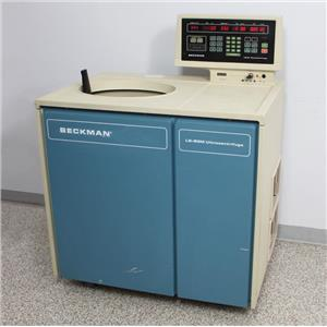 Beckman L8-80M Ultracentrifuge 80K RPM Refrigerated Floor Centrifuge w/ Warranty