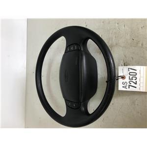 1999-2004 Ford F350/F250 Black XLT steering wheel tag as72507