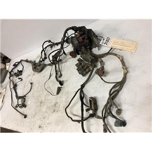 2005-2007 F350 F250 6.0L Powerstroke engine compartment wiring harness as31837