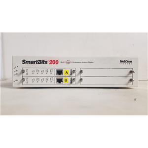 SMARTBITS NETCOM SMB-0200 ANALYSIS SYSTEM