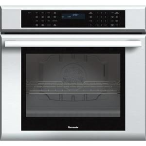 "Thermador Masterpiece 30"" Single Stainless Electric Wall Oven ME301JS EXLNT"