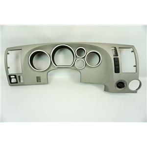 2007-2011 Toyota Tundra Silver Dash Speedometer Bezel 4WD Controls Setup US/M