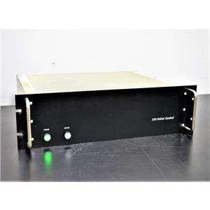 Used: Caliper Technologies 300 Robot Control Box 750470 Electrophoresis Unit Warranty