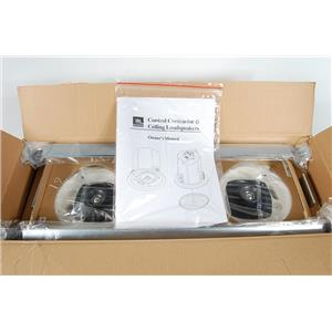 New JBL Control 24CT 2-Way Ceiling Speakers 70V/100V Transformer