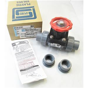 Spears 2729-010C CPVC Schedule 80 Diaphragm Valves