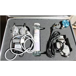 NOX Pump Set with KNF PU425-N026.3-8.90 and Thomas 107CEF18TFEL-A Vacuum Pumps