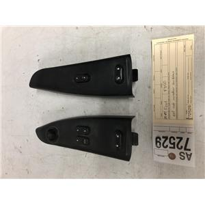 2005-2007 Ford F350 F250 XLT Power window switches and bezels tag as72529