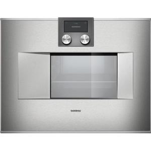 GAGGENAU 400 Series 24 Inch 1.7 cu. ft. Convection Combi-Steam Oven BS470611