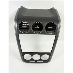 2010-2012 Mazda CX7 Radio Climate Dash Trim Bezel Vents Side Moldings