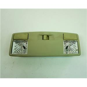 2007-2009 Mazda 3 Mazda 5 CX7 Overhead Console with Map Lights Door Light Switch