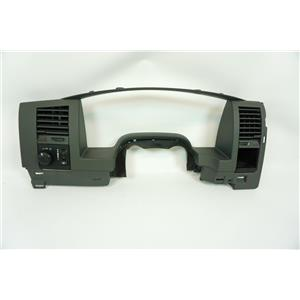 2004-2009 Dodge Durango Dash Trim Bezel with Light and Fog Light Switches Vents
