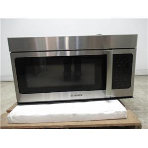 "Bosch 300 30"" 300 CFM Ventilation Over-the-Range Microwave Oven HMV3053U"