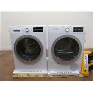"Bosch 500 Series 24"" Front Load Washer and Dryer WAT28401UC / WTG86401UC IG (4)"