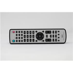 NEC RU-M117 Remote Control